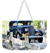 1934 Oldsmobile Touring Coupe 2 Weekender Tote Bag