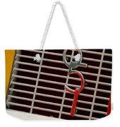 1935 Auburn 851 Cabriolet Grille Emblem Weekender Tote Bag
