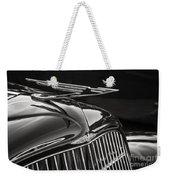 1935 Duesenberg Hood Ornament Weekender Tote Bag