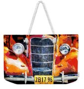 1935 Ford Coupe Weekender Tote Bag
