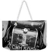 1935 Frazer Nash Tt Replica Shelsley -0223bw Weekender Tote Bag