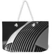 1935 Pontiac Sedan Hood Ornament 3 Weekender Tote Bag