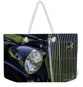 1936 Buick Vectoria Coupe Weekender Tote Bag