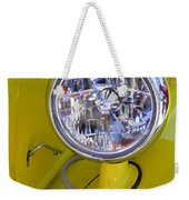 1936 Ford Pickup Headlamp Weekender Tote Bag