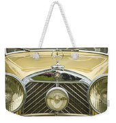 1936 Mercedes Benz Weekender Tote Bag