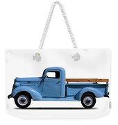 1937 Chevrolet Pickup Truck Weekender Tote Bag
