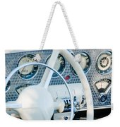 1937 Cord 812 Phaeton Dashboard Instruments Weekender Tote Bag
