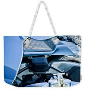 1937 Delahaye 115a Engine Weekender Tote Bag