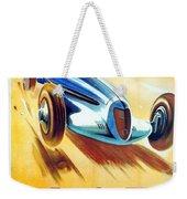 1938 - Automobile Club De France Poster - Reims - George Ham - Color Weekender Tote Bag