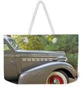 1938 Buick Special Weekender Tote Bag