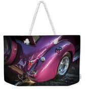 1938 Chevrolet Coupe With Rumble Seat Weekender Tote Bag