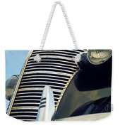 1938 Chevrolet Sedan Weekender Tote Bag