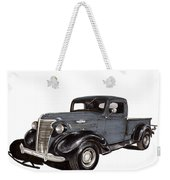 1938 Chevy Pickup Weekender Tote Bag