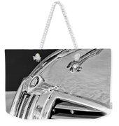 1938 Dodge Ram Hood Ornament 4 Weekender Tote Bag
