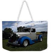 1938 Fargo Weekender Tote Bag