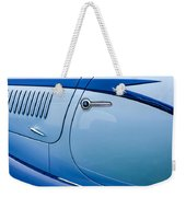 1938 Talbot-lago 150c Ss Figoni And Falaschi Cabriolet Side Door Handle Weekender Tote Bag