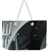 1939 Aston Martin 15-98 Abbey Coachworks Swb Sports Suspension Control Weekender Tote Bag