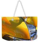 1939 Chevy Hood Weekender Tote Bag