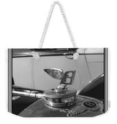 1939 M K 4 Bentley Flying B Mascot Weekender Tote Bag