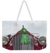 1939 Packard Weekender Tote Bag