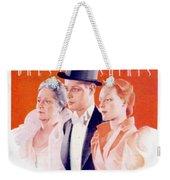 1940 - Arrow Shirts Hans Flato Advertisement - 1940 Weekender Tote Bag