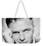 1940 - Frank Sinatra - Blue Eyes Weekender Tote Bag
