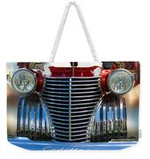 1940 Cadillac Coupe Front View Weekender Tote Bag