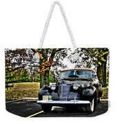 1940 Cadillac Coupe Weekender Tote Bag