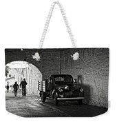 1940 Chevrolet Pickup Truck In Alcatraz Prison Weekender Tote Bag by RicardMN Photography