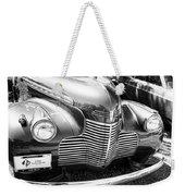1940 Chevy Grill Weekender Tote Bag
