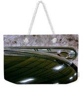 1940 Dodge Pickup Hood Ornament Weekender Tote Bag