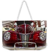 1940 Ford Class W Mild Street Rod Weekender Tote Bag