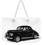 1940 Ford Restro Rod Weekender Tote Bag by Jack Pumphrey