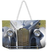 1940 Packard One-sixty Weekender Tote Bag