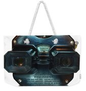 1940's View Master Stereoscopic Viewer Weekender Tote Bag