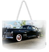 1941 Cadillac Coupe Weekender Tote Bag by Paul Ward