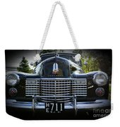 1941 Cadillac Front End Weekender Tote Bag