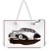 Packard Custom Coupe 120 Weekender Tote Bag