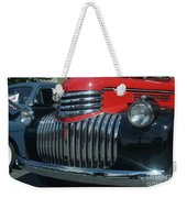1942 Chevrolet Pickup Truck Grill   # Weekender Tote Bag