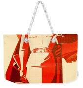 1946 - Soviet Red Army Victory Poster - Color Weekender Tote Bag