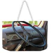 1946 Chevy Dash Weekender Tote Bag