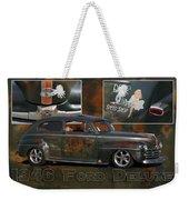1946 Ford Deluxe Weekender Tote Bag