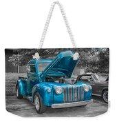 1946 Ford Pickup Weekender Tote Bag