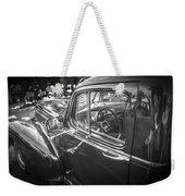 1946 Hudson Super Six Sedan Bw Weekender Tote Bag