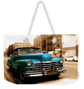 1947 Cadillac Convertible Weekender Tote Bag