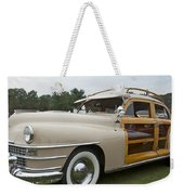 1947 Chrysler Weekender Tote Bag