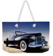 1947 Lincoln Continental Weekender Tote Bag
