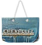 1948 Chevrolet Thrift Master Weekender Tote Bag