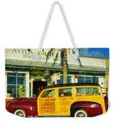 1948 Ford Woody Station Wagon Weekender Tote Bag