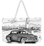 1948 Lincoln Continental Weekender Tote Bag